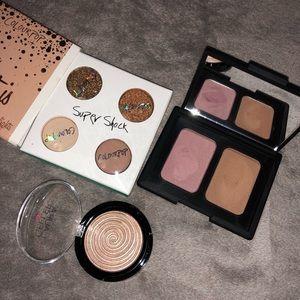 Other - Makeup Bundle - Shadows, Highlight & Duo.